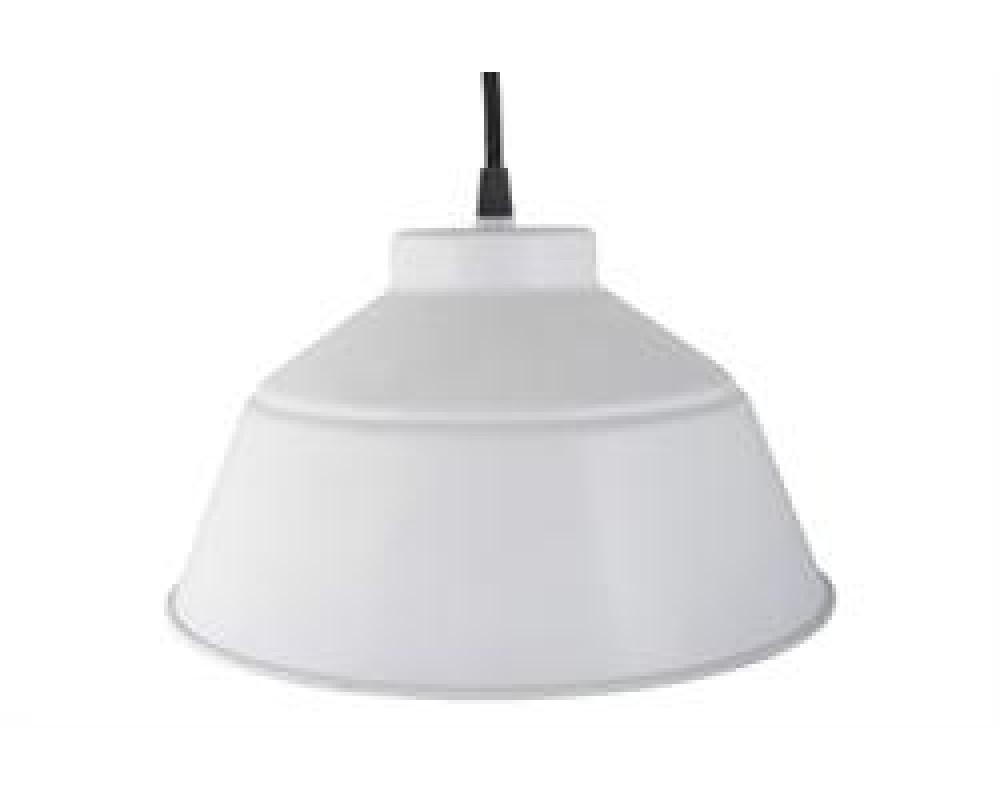 Ib Laursen Hvid Metal Lampe-31