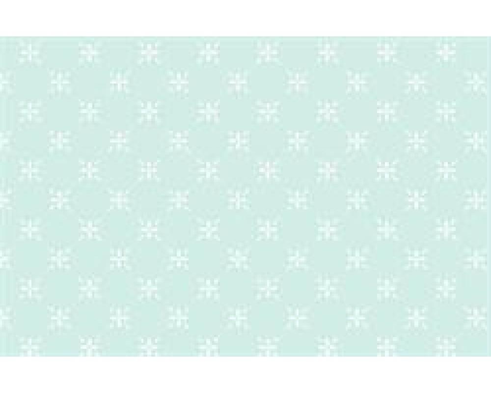 Ib Laursen Klodsbundspose Mint M/ Hvide Blomster XL-31