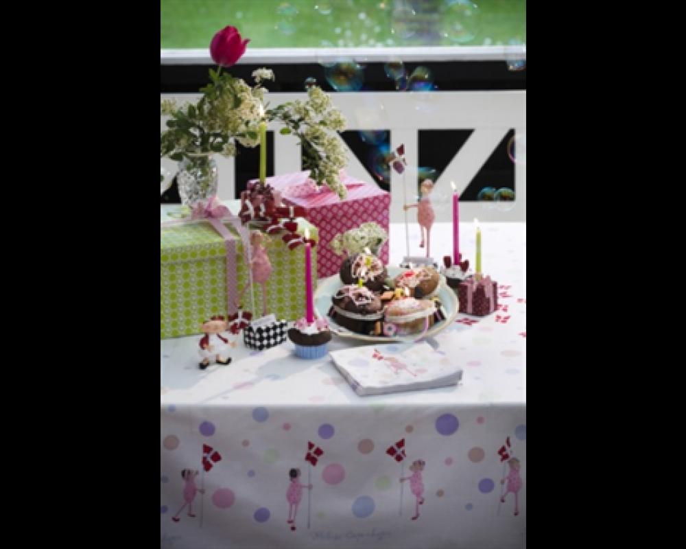 Medusa Celebration Fødselsdagsservietter Pige-31