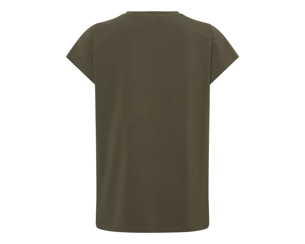 T-shirt army continue