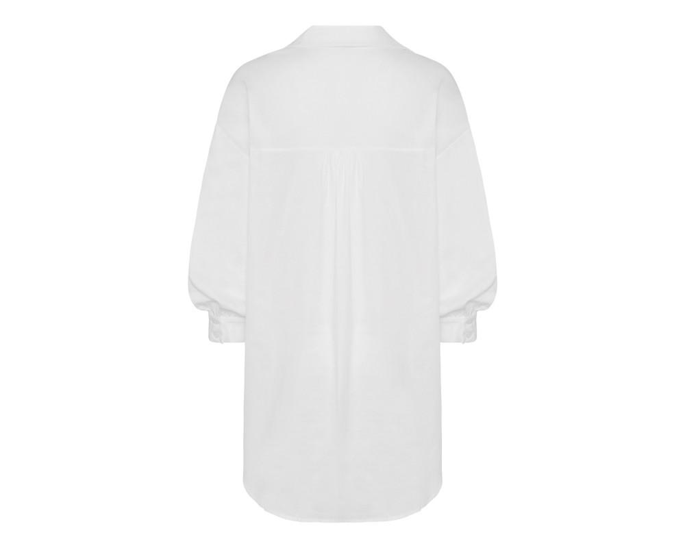 lang hvid skjorte continue