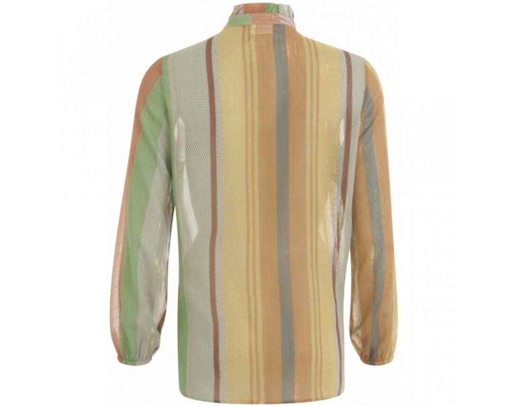 coster copenhagen skjorte i print