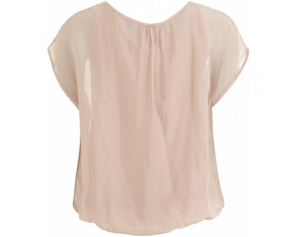 Coster copenhagen bluse rosa