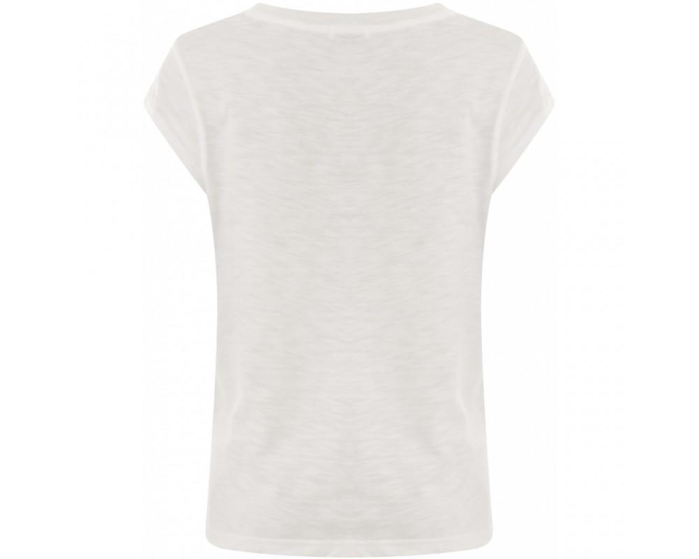 t-shirt med tigerprint Coster Copenhagen