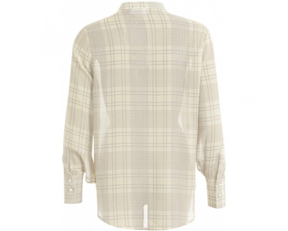 skjorte med tern coster copenhagen