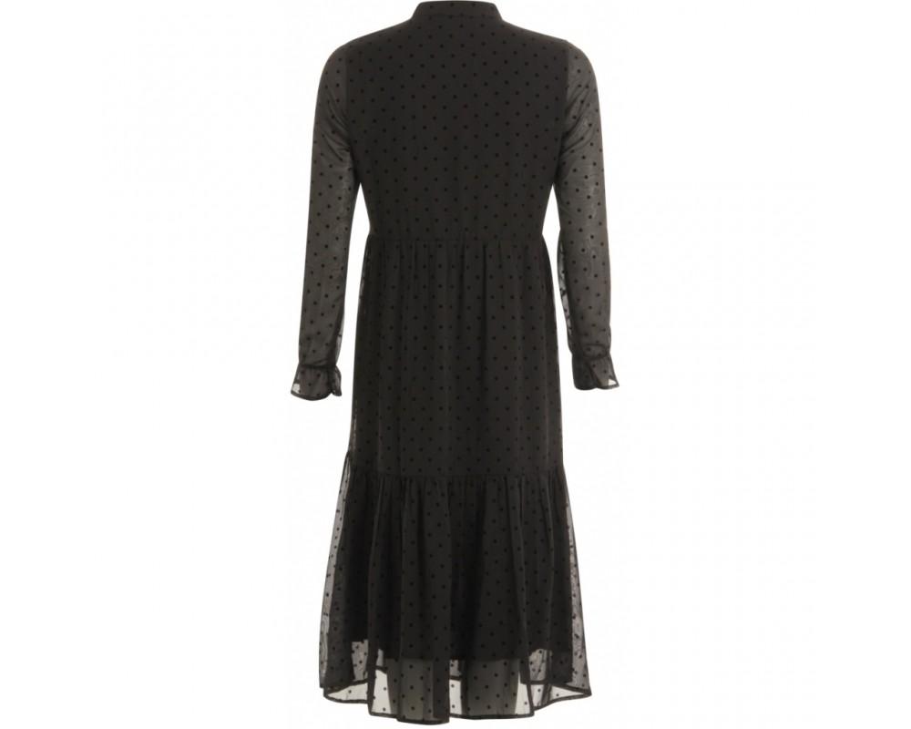 sort kjole coster copenhagen