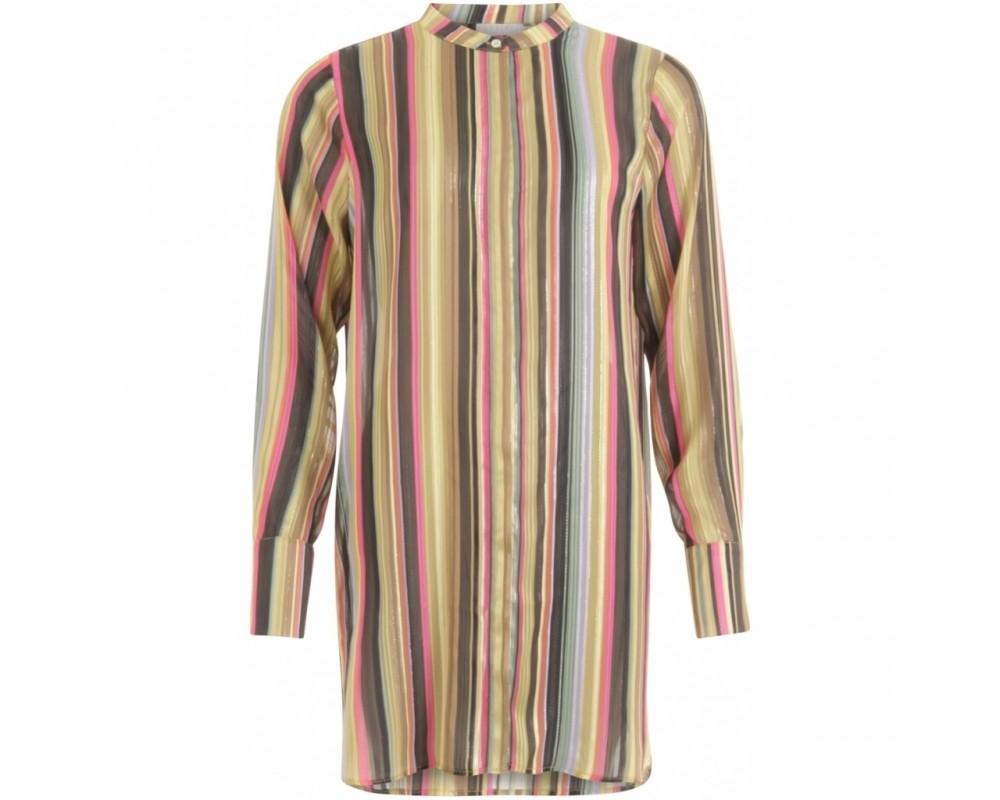 skjorte med striber coster copenhagen