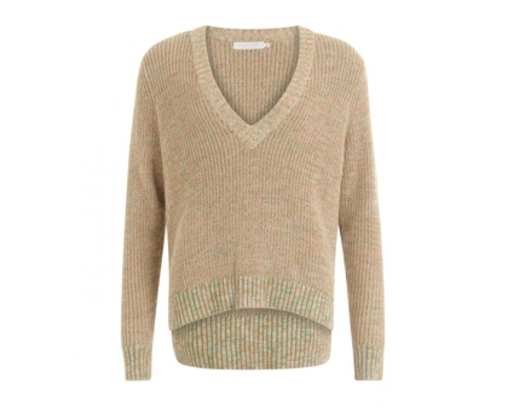 strik sweater multi colour coster copenhagen
