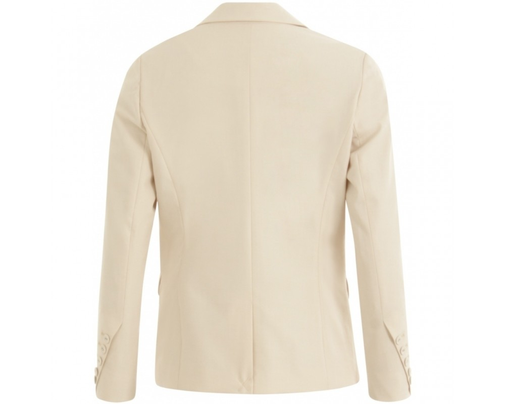 blazer suit jacket creme coster copenhagen