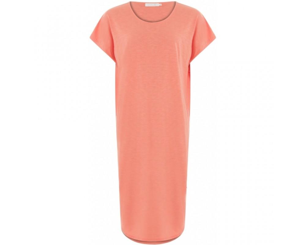 t-shirt kjole koral coster copenhagen