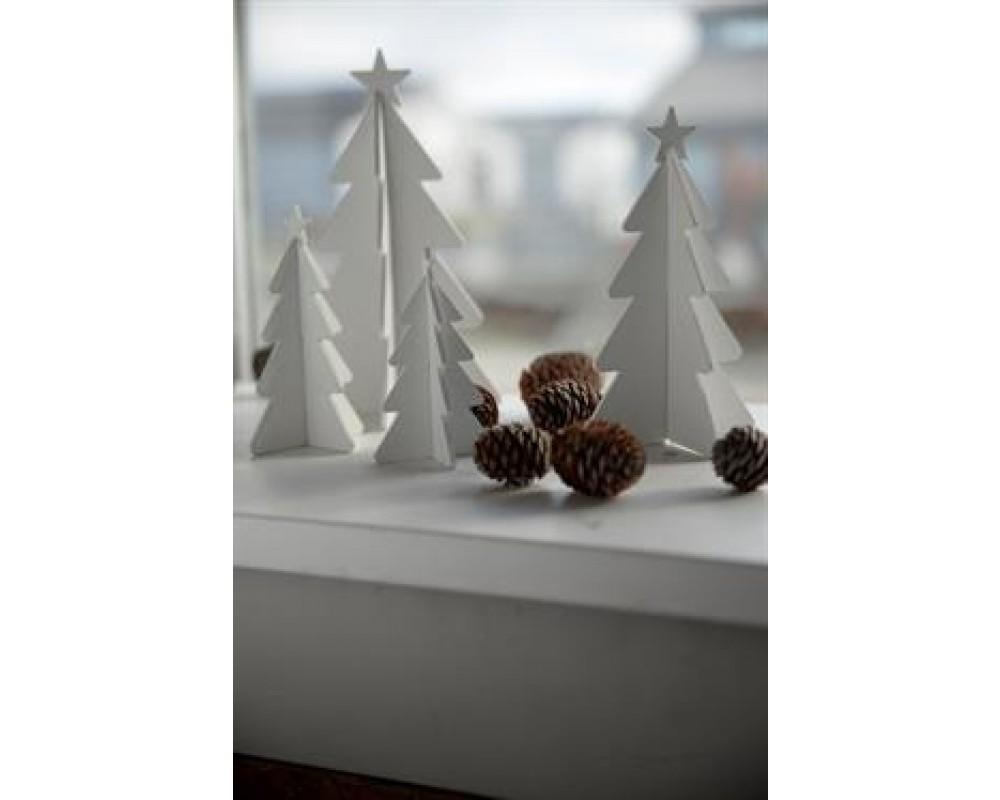 Hvidt Ib Laursen juletræ