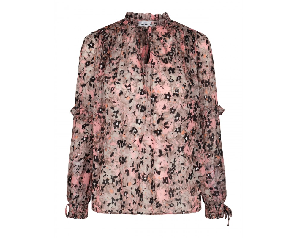 Gemma frill bluse candyfloss co couture