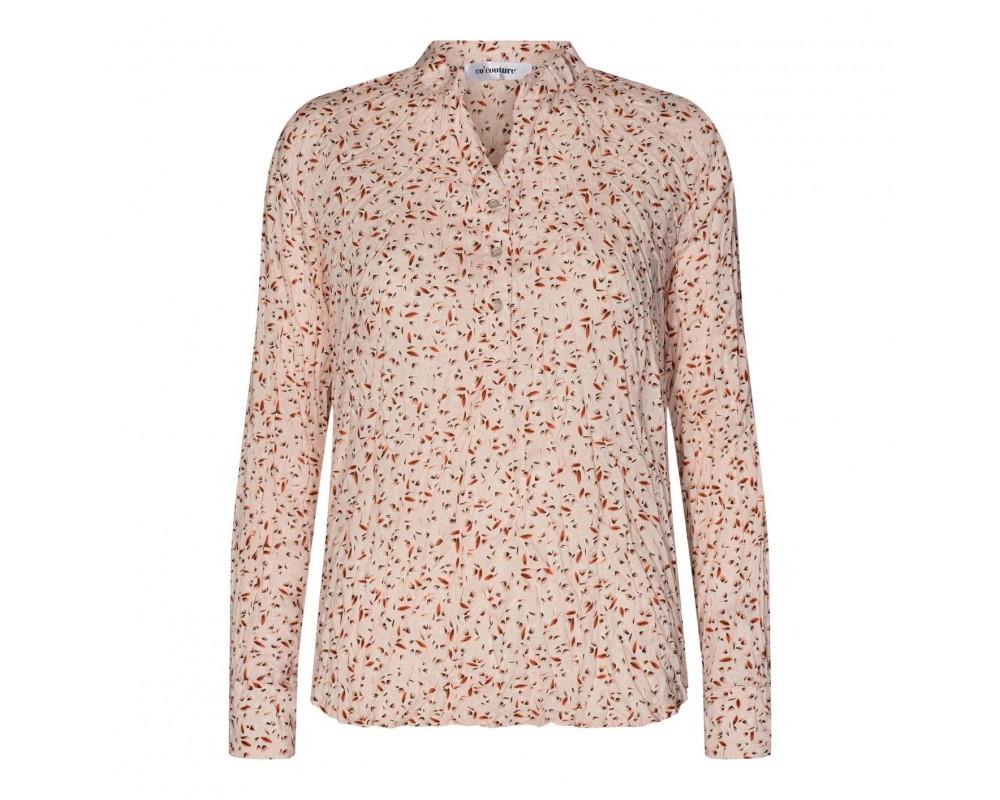damebluse rosa coco co couture