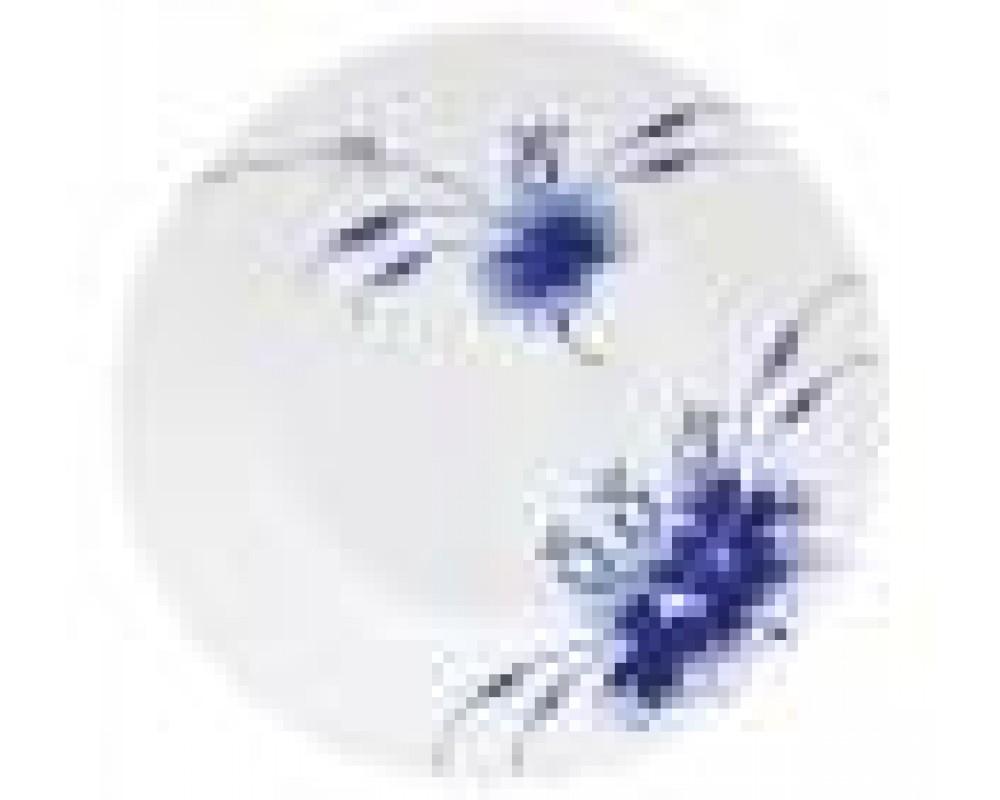 Medusa Blue Dancers Tallerken Mellem-31