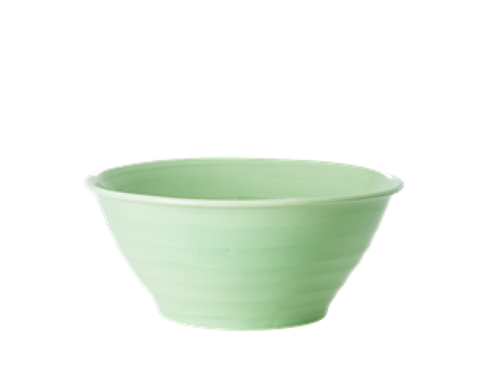 Rice Keramik Salatskål Lyse Grøn.-31