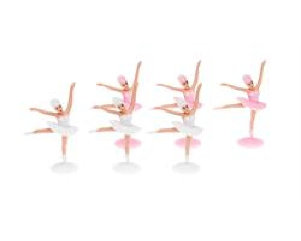 BallerinakagedekorationRosaHvidst6stk-31