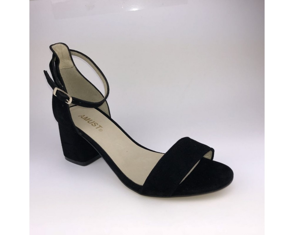 Amust sandal Maria sort