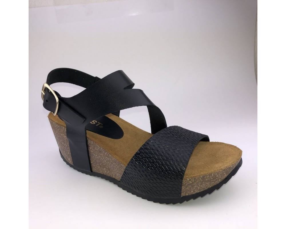 Amust wedge sandal sort