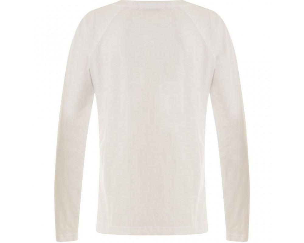 langærmet hvid t-shirt coster copenhagen