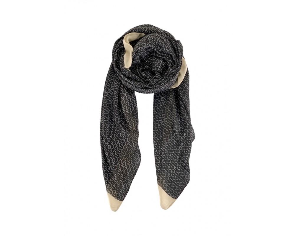 tørklæde black colour