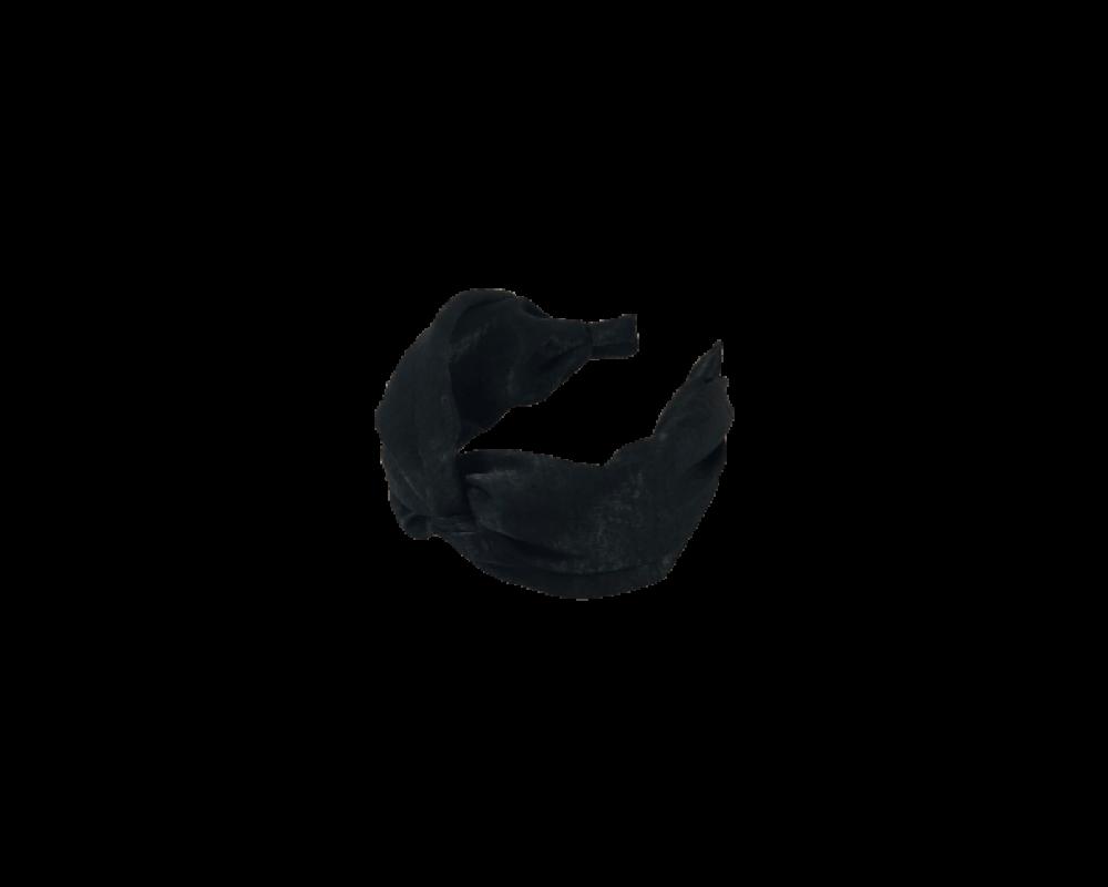 Black Colour hårbøjle