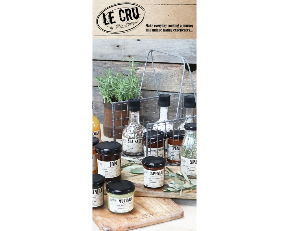 Le Cru marmelade med rabarber fra Chic Antique