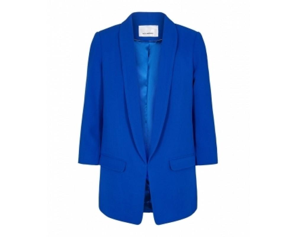 co' couture blazer blå