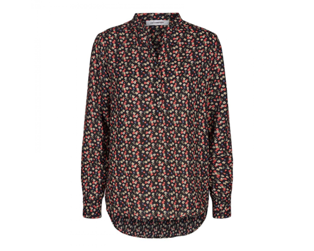 co' couture Coco Pernille Flower Shirt