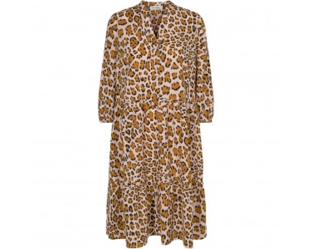 co couture kjole dyreprint