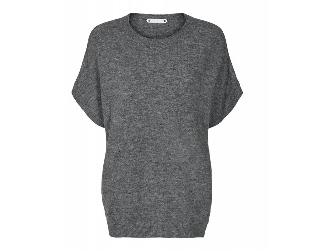 strikvest grå co couture