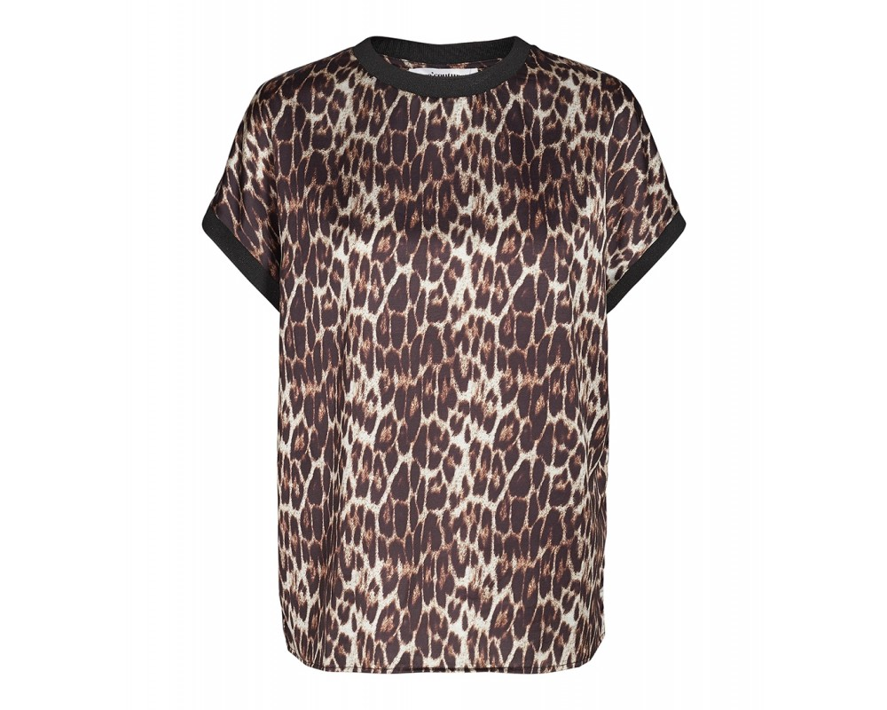 co couture Normal Animal Sateen Top-31