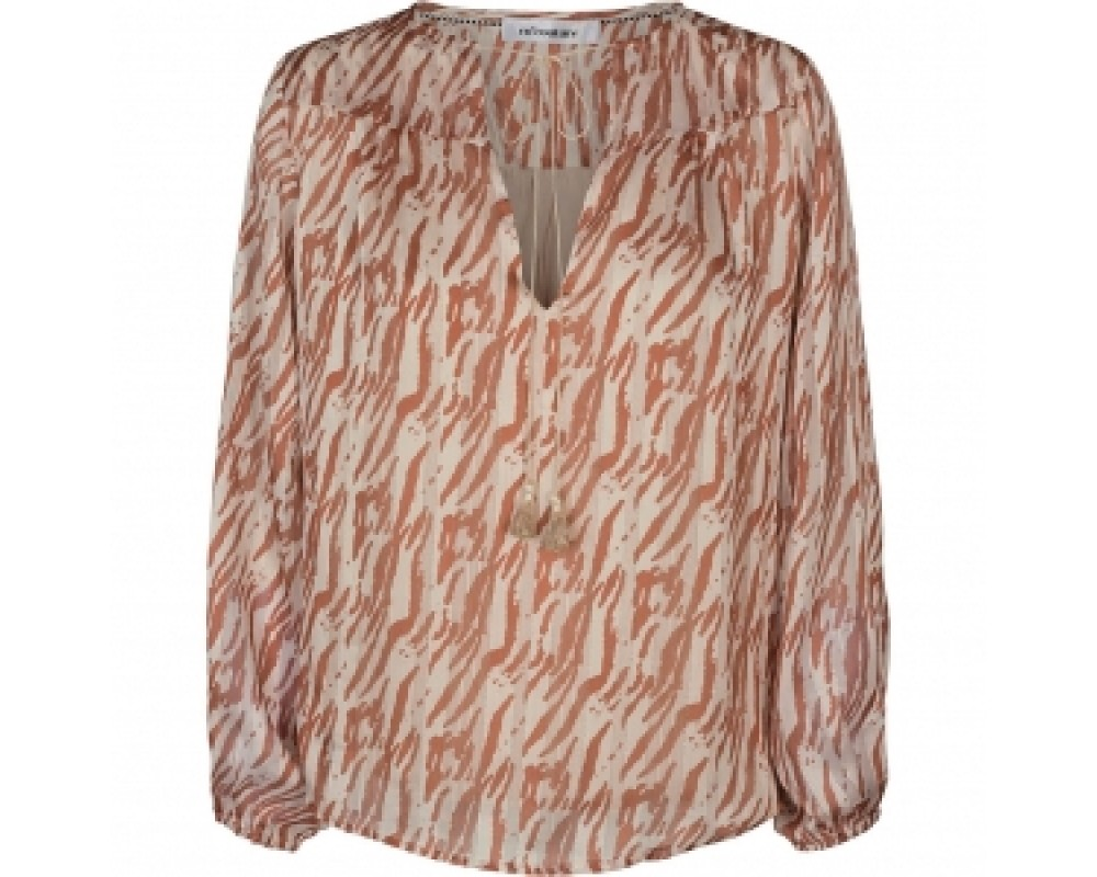 bluse co couture off white