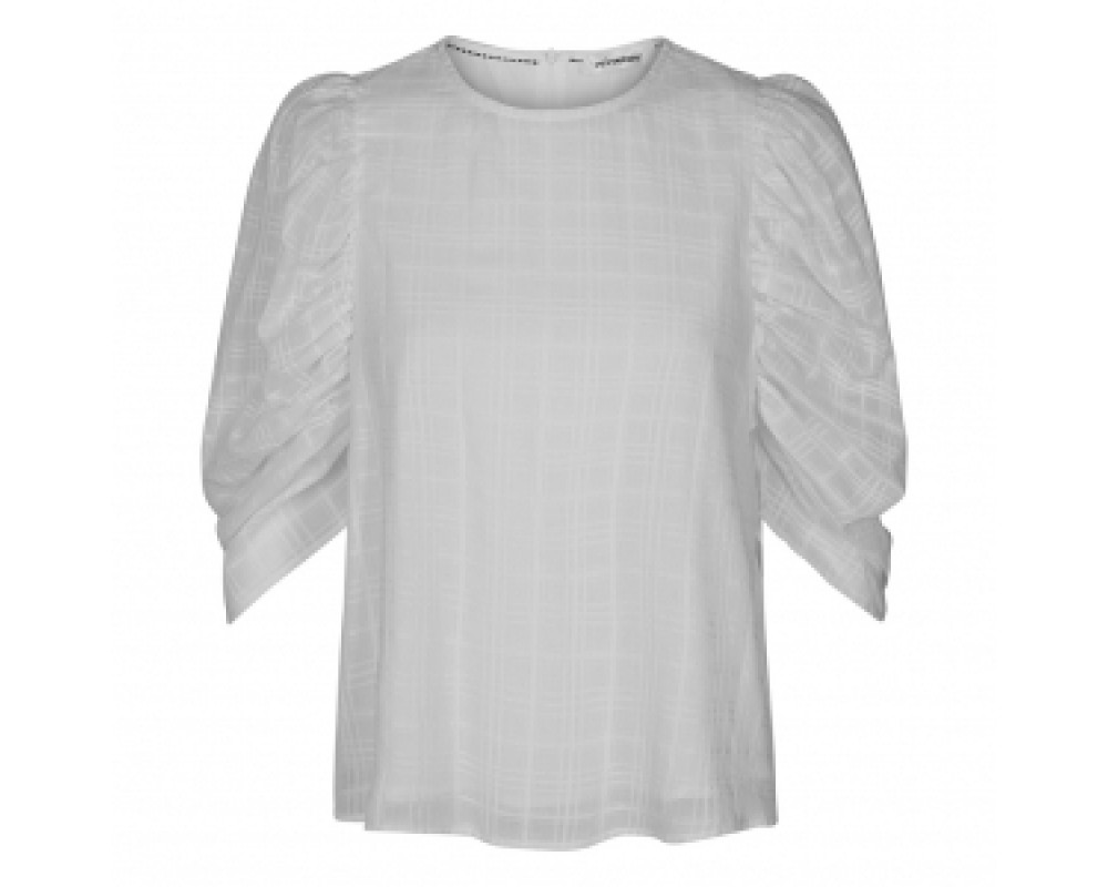 Hvid bluse co couture