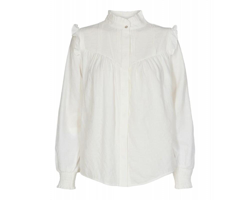 skjortebluse off white co couture