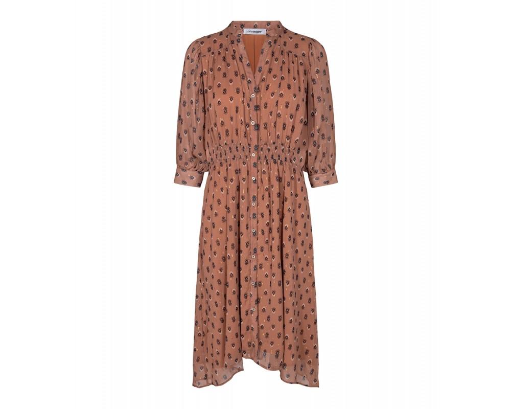 midi lang kjole co couture