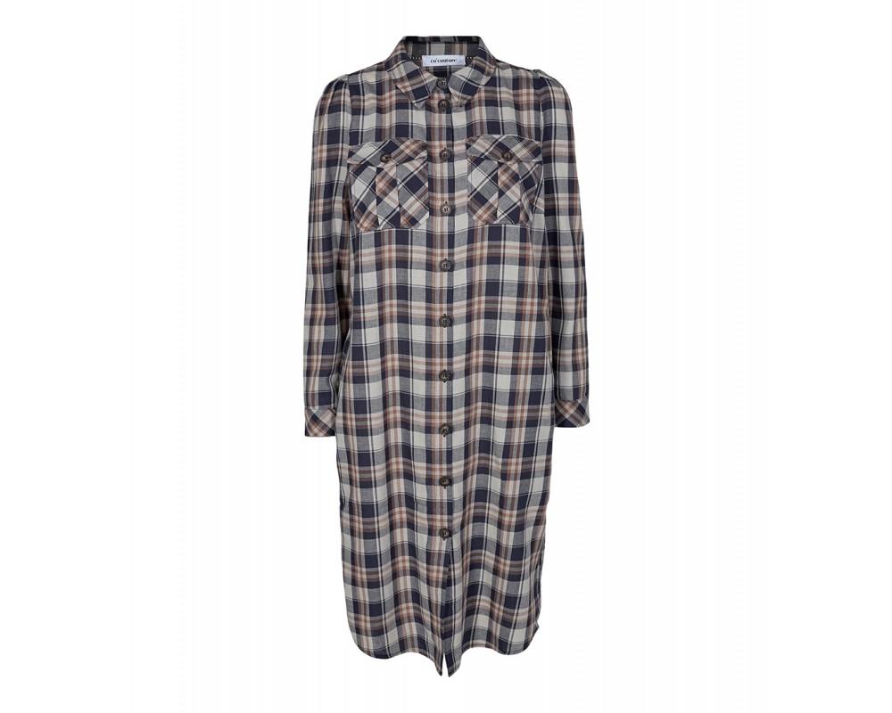 ternet skjorte kjole co couture