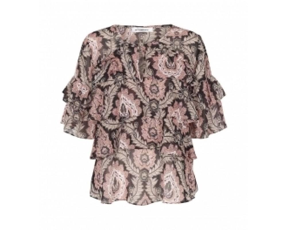 co' couture bluse flæser