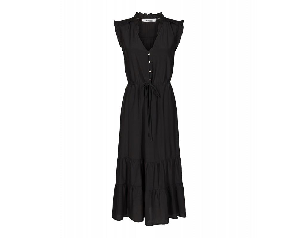 co' couture kjole sort