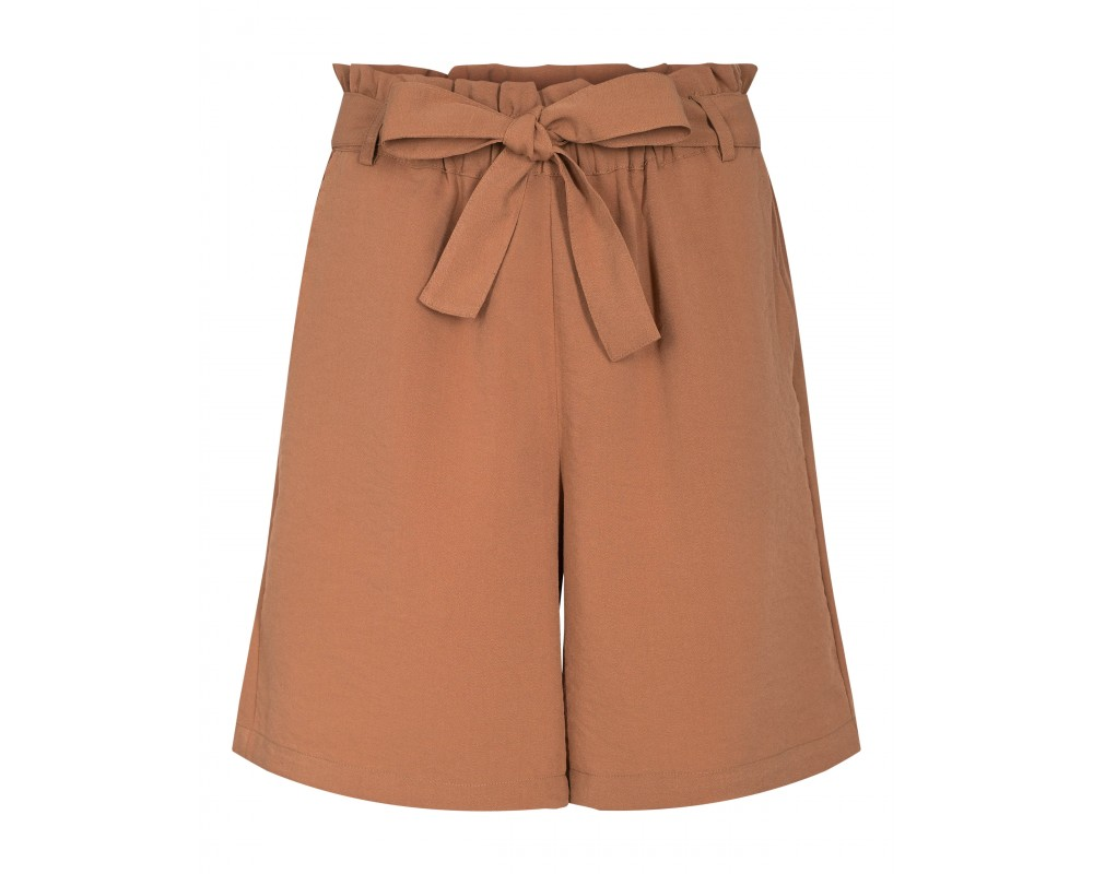 bermuda dame shorts brun co couture