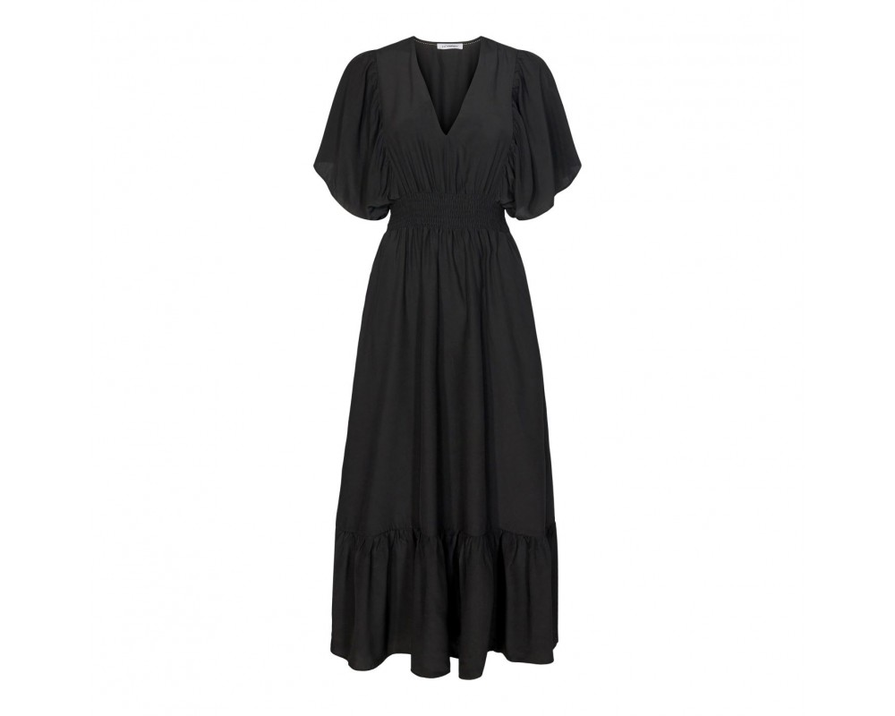 lang sort kjole co couture