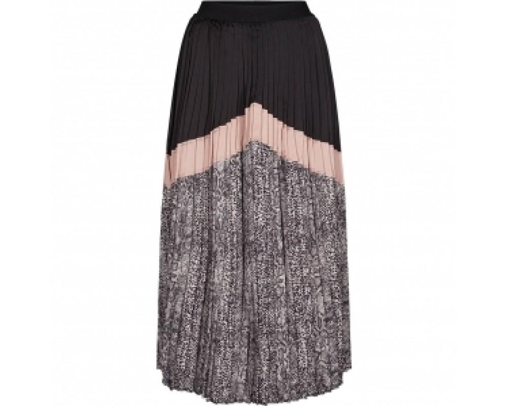 co' couture plisseret nederdel
