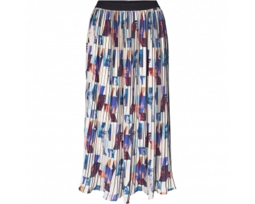 co' couture plisseret nederdel Serena