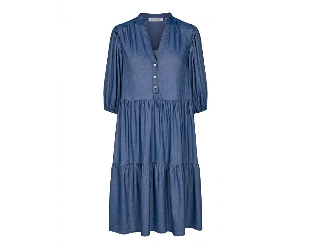 denim kjole co couture