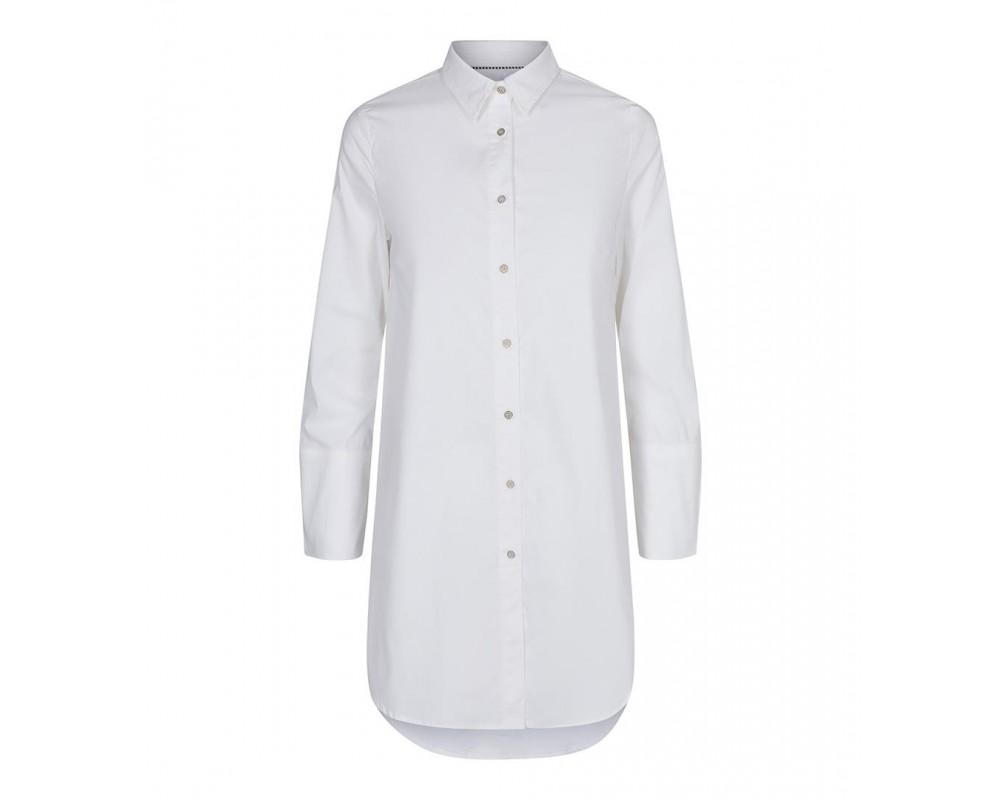 hvid dame skjorte co couture