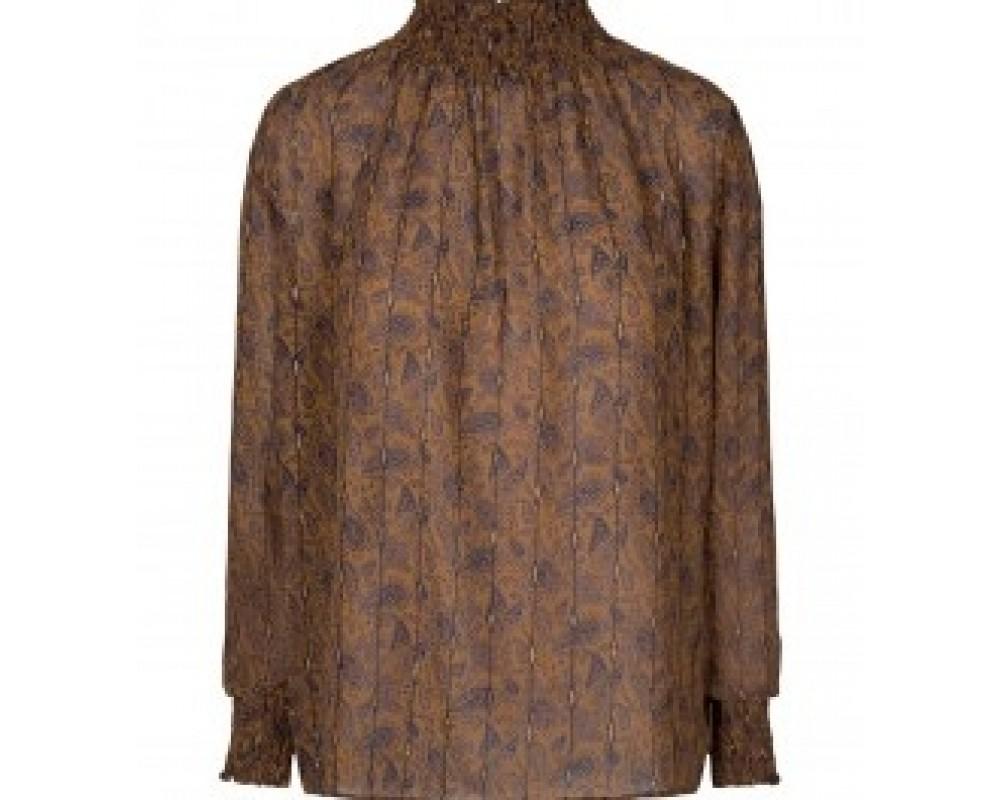 bluse cognac co couture