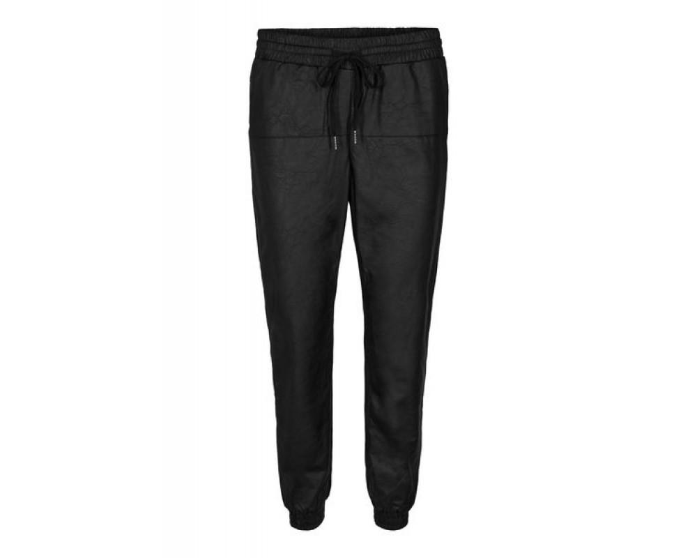 imiteret læder buks co couture