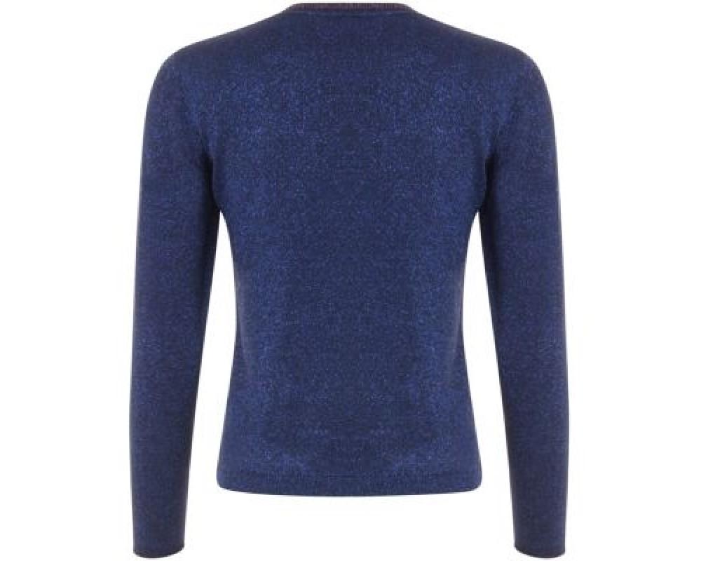 Coster Copenhagen Glimmer sweater blå