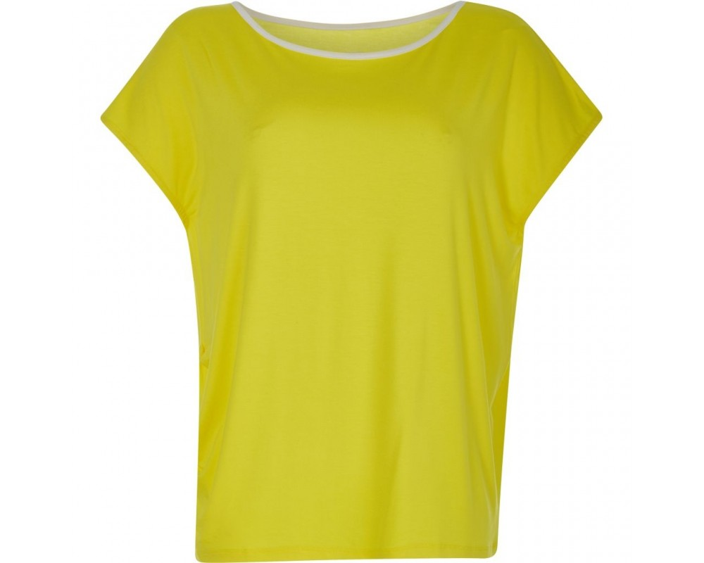 Comfy copenhagen bluse gul