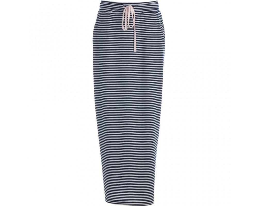comfy copenhagen stribet nederdel