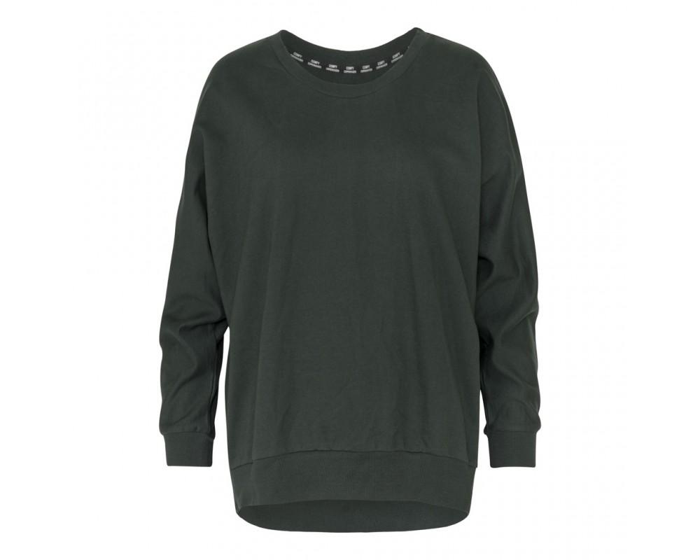 sweatshirt grøn comfy copenhagen